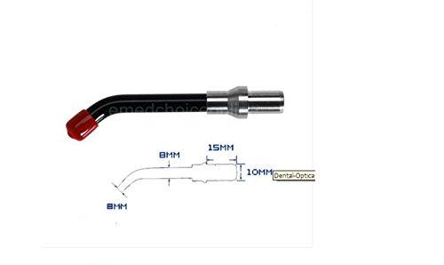 Smile Dental 10mm Dental Curing Light Lamp Tip Guide Optic Fiber Rod for LED Curing Lamp