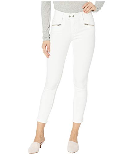 Levi's Women's 721 Moto Skinny Ankle Jeans, Soft Clean White, 29 (US 8) ()