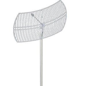 Hana Wireless - HW-DCGD58-30NF - 30dBi, 5.8GHz, Grid Dish, NF