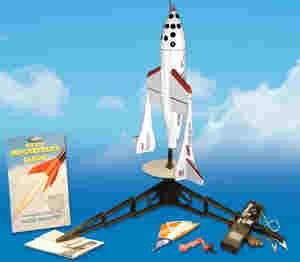 1891 X-Prize SpaceShipOne RTF Launch Set