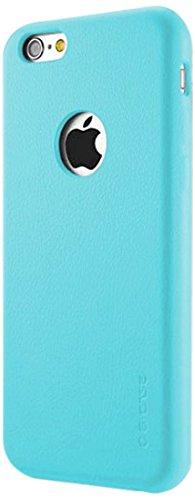 """G-Case Noble Series Coque en cuir pour iPhone 6 4,7"""" Bleu"""