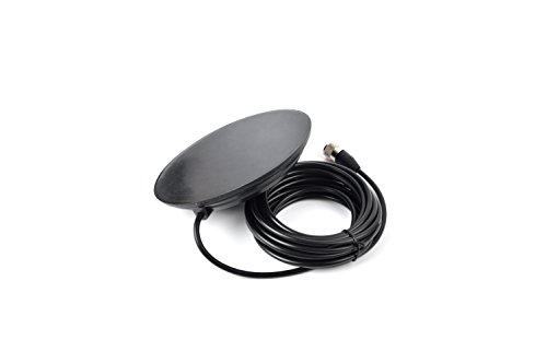 HYS TC-155 6.1'' NMO Magnet Antenna Mount for CB Radio W/5M(16.4ft) RG58 Coaxial Cable PL-259 Plug by HYS (Image #2)