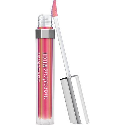 Bare Minerals Marvelous Moxie Lip Gloss Iridescent Topcoat Enchantress Bare Escentuals Mini Lip Gloss