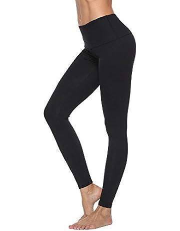 a20ecfdf528ad RURING Women s High Waist Yoga Pants Tummy Control Workout Running 4 Way  Stretch Yoga Leggings