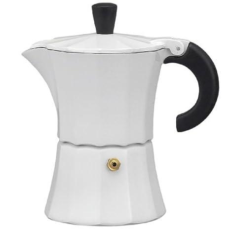Amazon.com: Profino BRA010 Gnali & Zani Espresso de aluminio ...