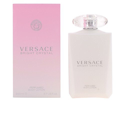 Versace Bright Crystal By Gianni Versace For Women, Body Lotion, 6.7-Ounce -
