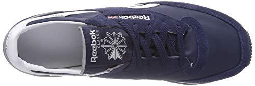 Mu Reebok Blau mono white Hombre Classic Zapatillas Navy collegiate 0 83 Para 44pxqgr