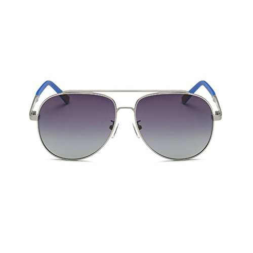 gafas Marco 2 de Coolsir de definición sol UV400 anteojos de polarizadas protección de anteojos Hombres TAC alta Conducir Gafas aleación HSSqwntr
