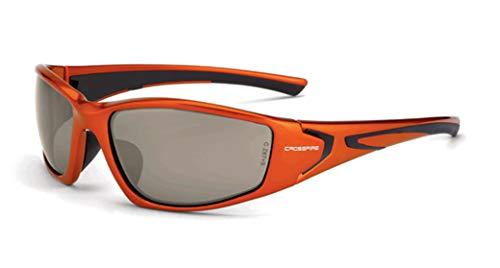 i-copper flash mirror lens, burnt orange frame ()