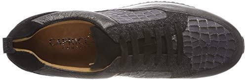 Noir Comb Femme 23602 9 19 black Caprice Sneakers 21 019 Basses 9 UxaqwTg8