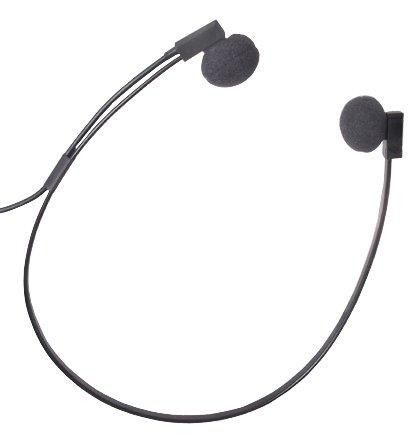 Lanier MP-555 (425-3117) 3.5 mm Transcription Headset