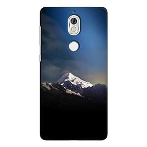 Cover It Up - Mountain Peak Nokia 7 Hard Case