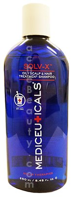 Therapro Mediceuticals Solv-X Oily Scalp & Hair Treatment Shampoo - 8.45 oz