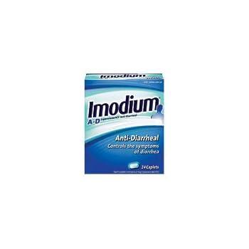 Imodium A-D Anti-Diarrheal, 24 Count
