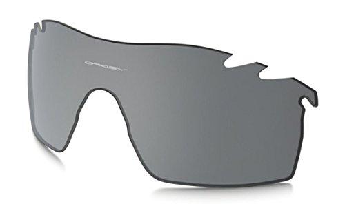 Oakley Mens Radarlock XL Replacement Lens Kit, Black Iridium Vented, One - Oakley Black Radarlock