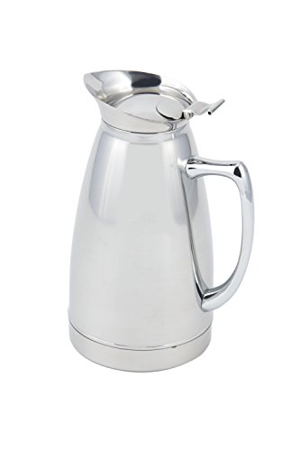 Image of Bon Chef 4051 Stainless Steel Insulated Server, 20-Ounce Capacity