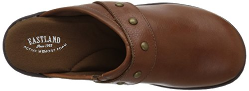 Eastland Nutmeg Clog Women's On Ultralight Slip Gabriella qOrwqnY6Zx