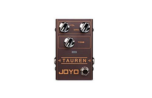 JOYO Professional Guitar Multi Effect Pedal | Music Elevated By Cutting Edge Technology (Strat Cutting Board)