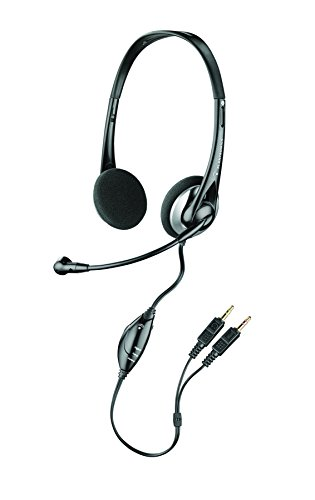 Plantronics Pc (Plantronics .Audio 326 Stereo PC Headset)