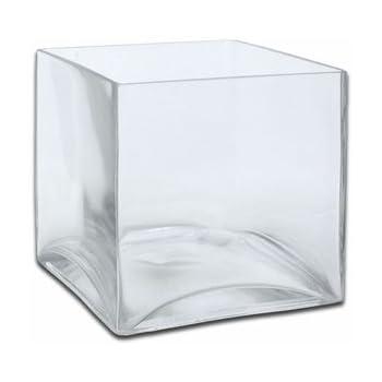 Amazon Cubic Flower Acrylic Vase Decorative Centerpiece Supply