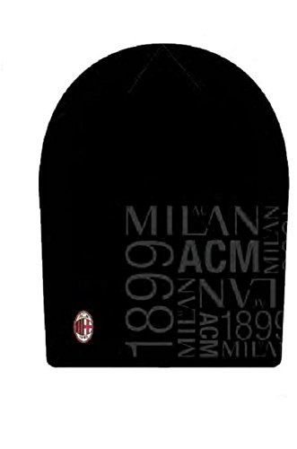 habillement officielle Milan Football chapeau Rasta réversible Big * 19078