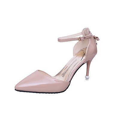 Buckle 5 Dress FYios Evening EU36 Spring UK3 CN35 Party Platform Club amp; US5 Shoes Wedding Women'sHeels Casual 5 Sequin Glitter Summer 66qrHn4v