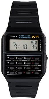 [カシオ] CASIO 腕時計 Men's CA53W Calculator Watch クォーツ CA53W-1CR メンズ 【並行輸入品】