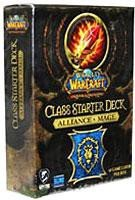 G WoW Trading Card Game 2011 Class Starter Deck Alliance Gnome Mage ()