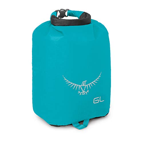 Osprey UltraLight 6 Dry Sack, Tropic Teal, One Size