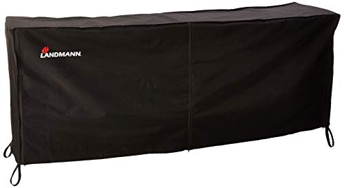 Best Deals! Landmann USA 82471 Heavy Duty Log Rack Cover, 8-Feet