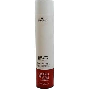 Schwarzkopf Professional Bc Bonacure Repair Rescue Aufbau Shampoo