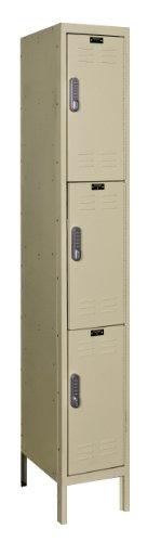 (Hallowell UEL1288-3A-PT DigiTech Electronic Locker, 12
