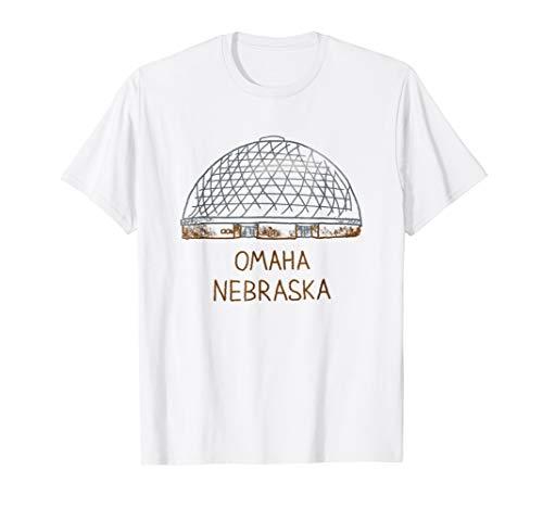- Omaha Henry Doorly Zoo Nebraska T shirt Tshirt tee