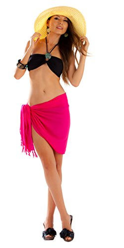 Women's Hot Swimsuits (Pink) - 2