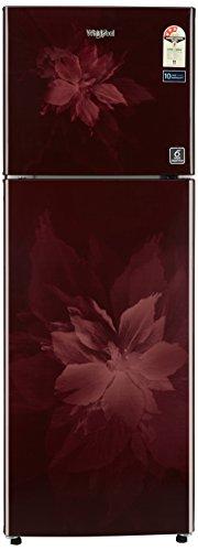 Whirlpool 265 L 3 Star Frost Free Double Door Refrigerator(Neo SP 278 PRM 3S, Wine Regalia)