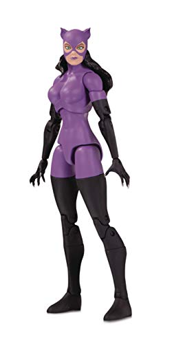 DC Essentials: Knightfall Catwoman Action Figure]()