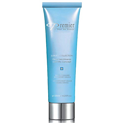 Premier Dead Sea Classic Luxury Facial Cleanser with Micro Grains