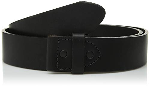 Mountain Khakis Men's MK Leather Belt (Black, Medium 33-35-Inch)