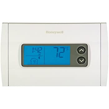 honeywell rth2310b 5 2 day programmable thermostat programmable rh amazon com honeywell rth2310 installation manual Honeywell Thermostat Operating Manual