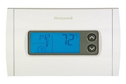 honeywell rth2310b 5 2 day programmable thermostat programmable rh amazon com Honeywell RTH2310B Installation honeywell rth2310b user manual