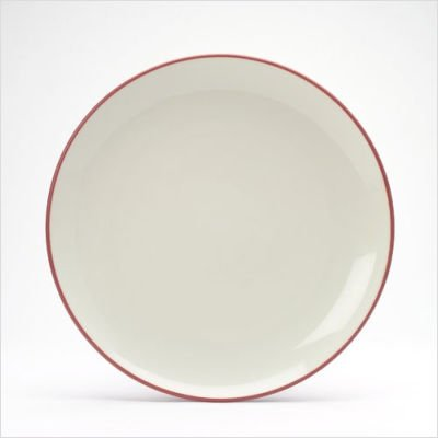 Noritake Colorwave Dinner Plate, Raspberry Colorwave Raspberry Dinner Plate