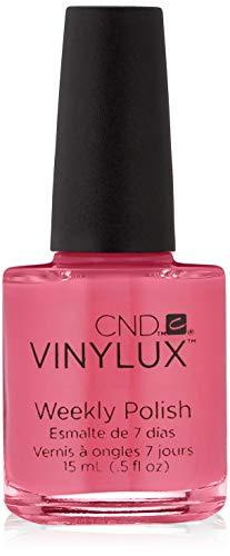 CND Vinylux Weekly Nail Polish, Hot Pop Pink, .5 oz ()