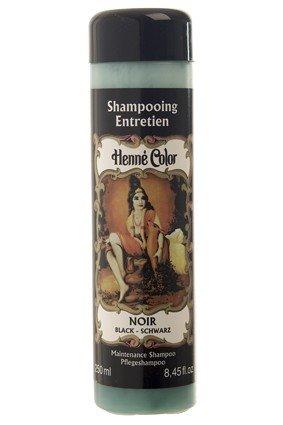 Black Henne Natural Henna Hair Shampoo