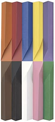 SunWorks Construction Paper, 10 Assorted Colors,  9