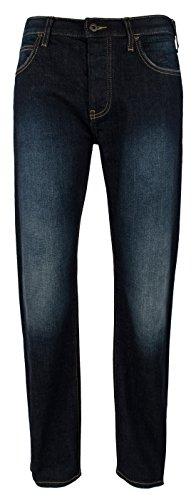 Armani Men's Regular Fit Stretch Jeans Pants-B-34Wx32L by GIORGIO ARMANI