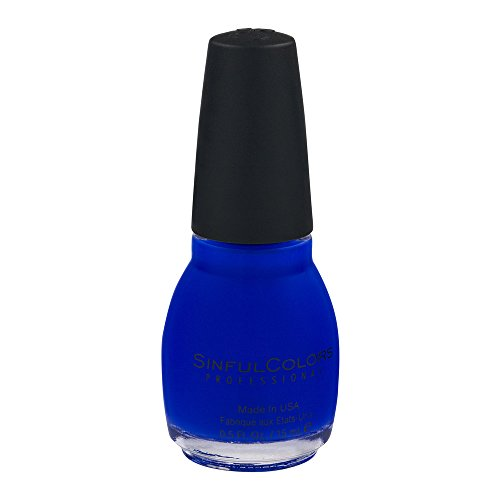 Bari Revlon 6298-24 .5 Oz Endless Blue Professional Nail Polish
