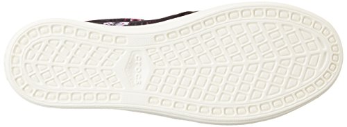On Sneaker Slip Black Women's CitiLane Plum Fashion Crocs pOqtw