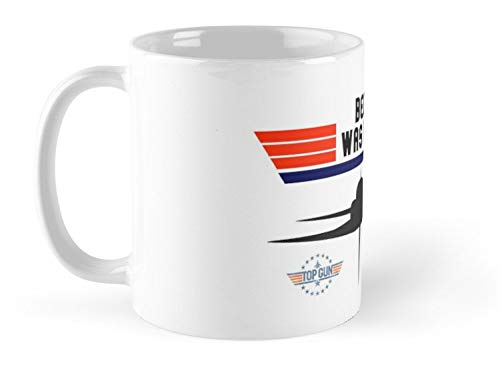 Blade South Mug - Top Gun Because I was Inverted Mug - 11oz Mug - Features wraparound prints - Best gift for family friends
