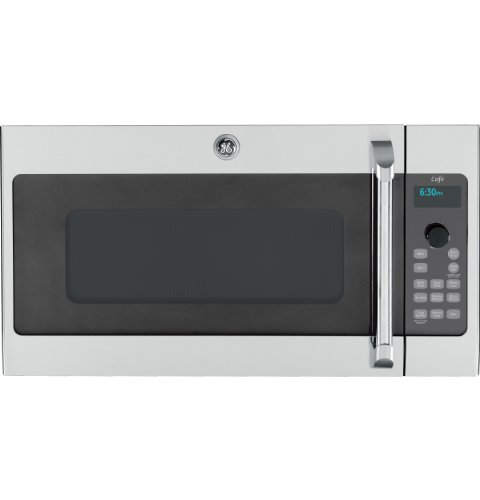 ge cafe over the range microwave - 2