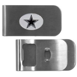 - Siskiyou NFL Dallas Cowboys Bottle Opener Money Clip